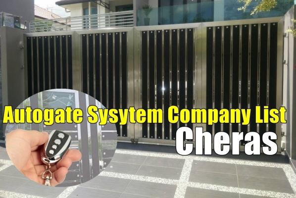 Autogate Supply And Install Company Cheras