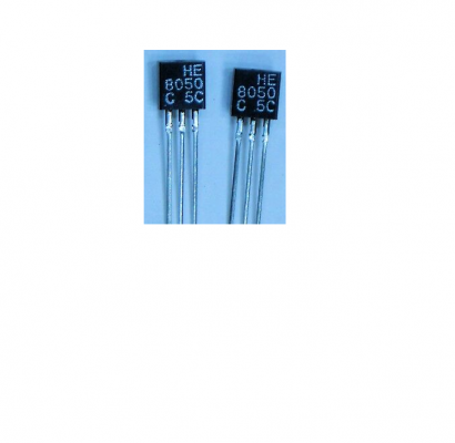UTC - HE8050 LOW VOLTAGE HIGH CURRENT SMALL SIGNAL NPN TRANSISTOR