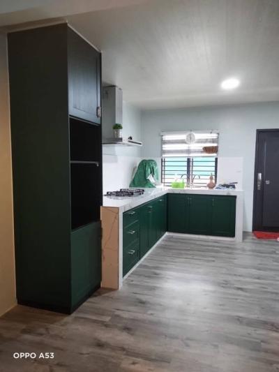 Aluminum Kitchen Cabinet