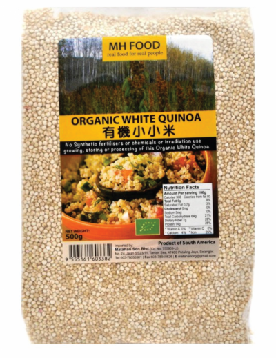 MH Food Organic White Quinoa