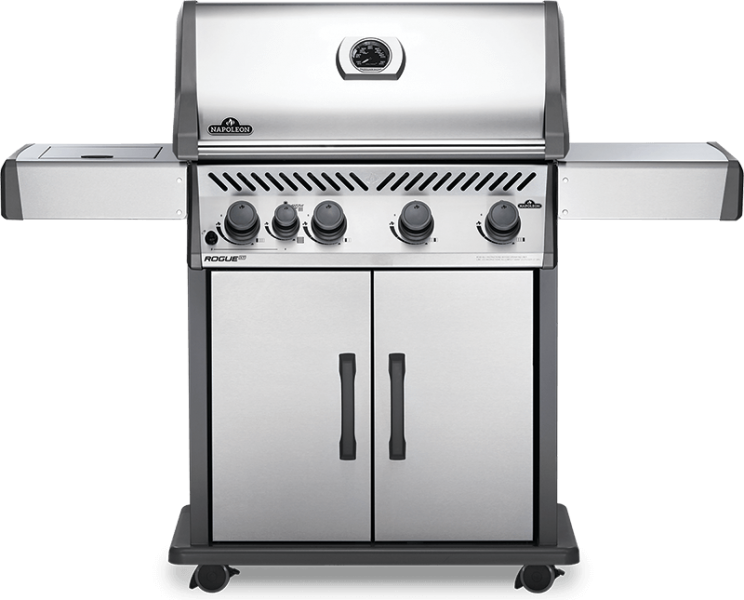 Napoleon Rogue® RXT 525SIBPSS-1 with Infrared Side Burner