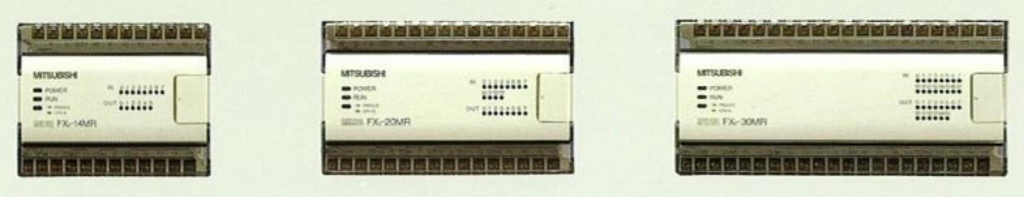 Mitsubishi PLC FX0S-30MT-DSS