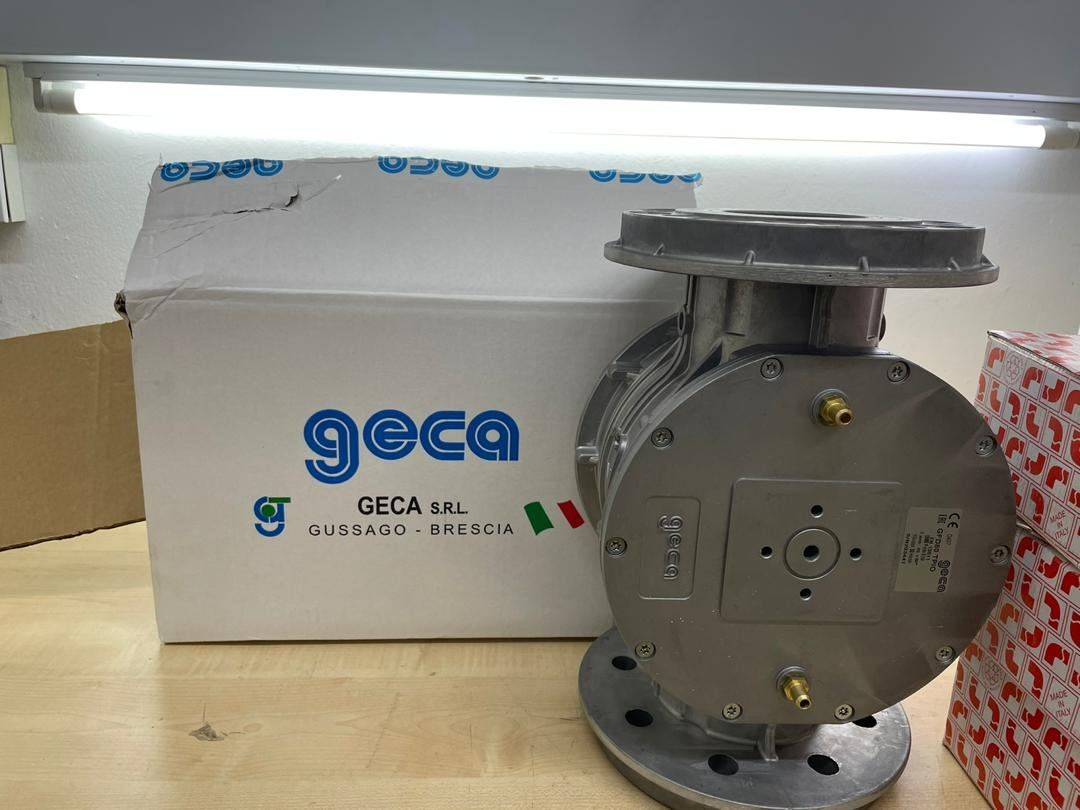 GECA Gas Filter DN80 - Registered with DOSH & Suruhanjaya Tenaga
