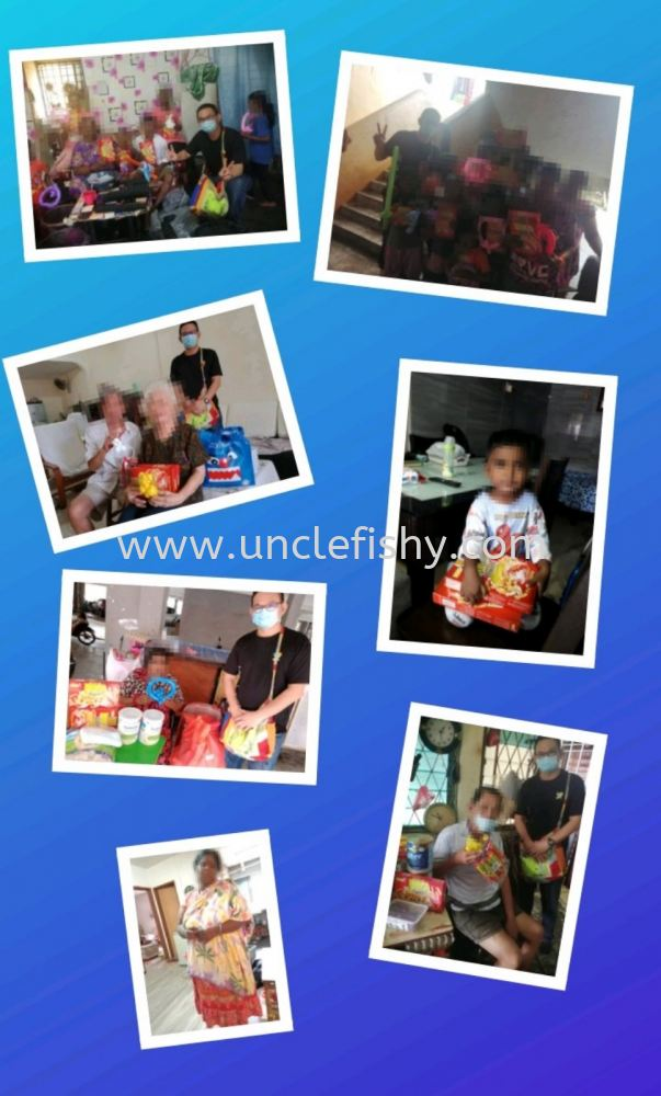 CARE FOR THE NEEDY AND SICK