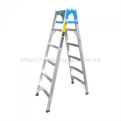 EVERLAST DOUBLE/SINGLE SIDED LADDER