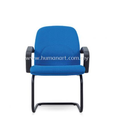 PERSICA STANDARD VISITOR ARM  - one city   puncak alam   jalan mayang sariFABRIC OFFICE CHAIR C/W EPOXY BLACK CANTILEVER BASE