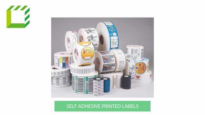 Self Adhesive Printed Labels