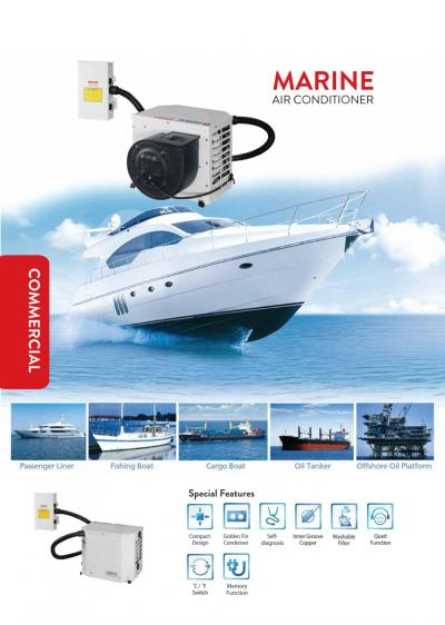 Gree Marine Air conditioner