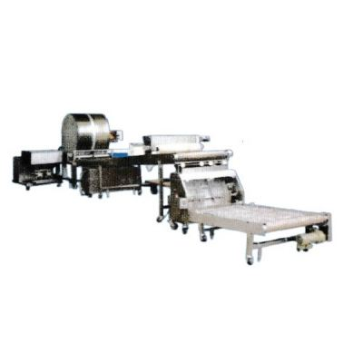 HM-660 Twin Baked Drum Pastry Sheet Making Machine