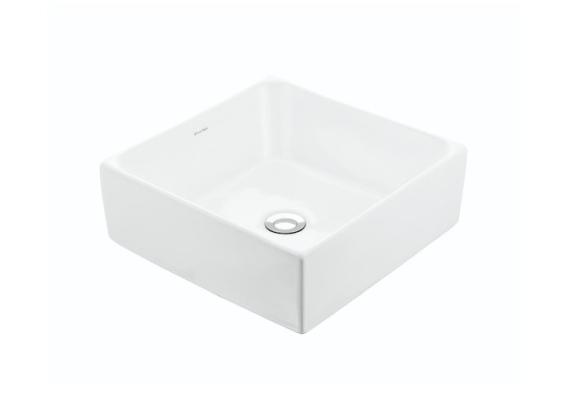 Gemelli Square Countertop Basin 400 x 400