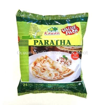 KG Roti Paratha ��bulk pack) 25 pcs/Pkt (Sold per PKT)