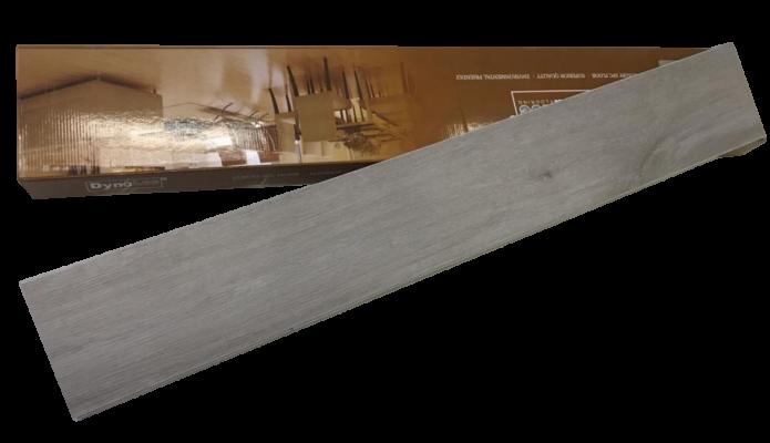 SPC Flooring SPC Vinyl Click 7mm - Ash Grey ( SPC7-606 )