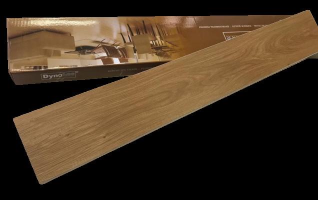 SPC Flooring SPC Vinyl Click 7mm - Golden Pecan ( SPC7-610 )
