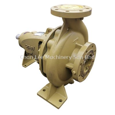 OPAL END SUCTION  CENTRIFUGAL PUMP MODEL: 80/32