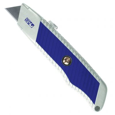 SP TOOLS UTILITY KNIFE - RETRACTABLE SP30851