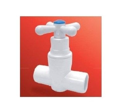 """Watertech UPVC Stop Cock 1/2"""" or 3/4"""" Set or Refill"""