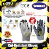 WOKER Cut-Resistant Gloves 228 Medium 8# Safety Glove Safety Products