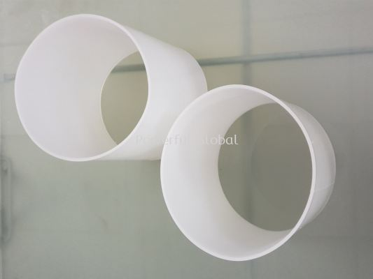 Food Grade Silicone Rubber Sleeve Translucent