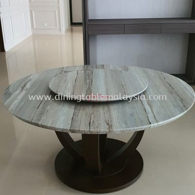 Majestic Dining Table   Palisandro   8 Seaters