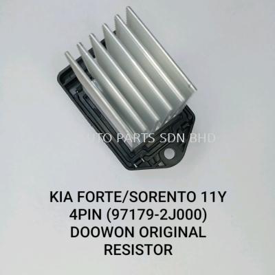 KIA FORTE/SORENTO 11Y 4PIN (97179-2J000) DOOWON ORIGINAL RESISTOR