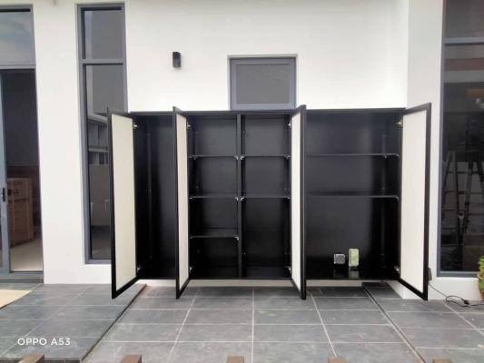 Puncak Alam Aluminum Kitchen Cabinet
