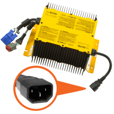 912-2400-03 w/ LED Charger
