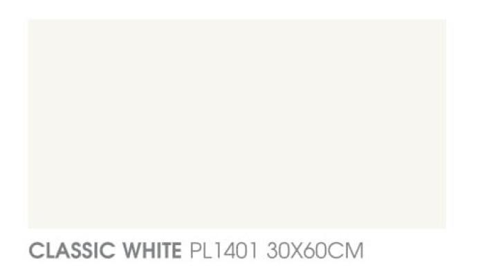 Classic White PL1401