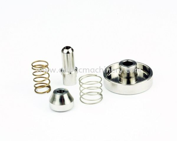 POPPET KIT / CHECK VALVE REPAIR KIT (FOR 1 CHECK VALVE), A-SERIES
