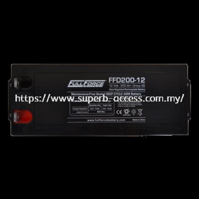 FFD200-12 Dual Purpose AGM Battery