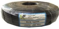 ALL-LINK S96VDE 100M RG59 Coaxial Cable Coaxial Cable