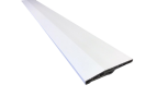 100mm PVC Skirting - White ( PSK100-1012 ) 100mm PVC Skirting Skirting Flooring Accessories