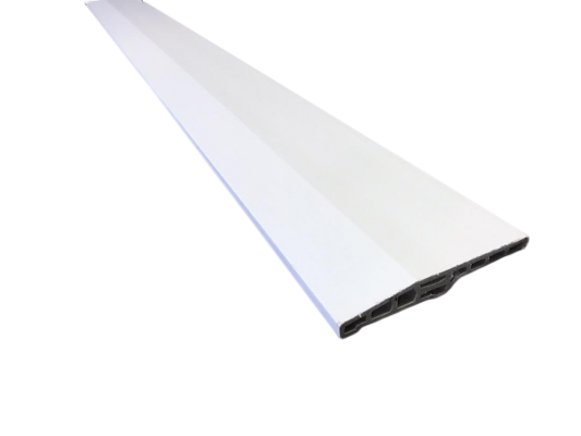 100mm PVC Skirting - White ( PSK100-1012 )