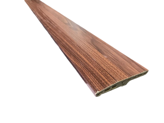 100mm PVC Skirting - Teak ( PSK100-1003 )