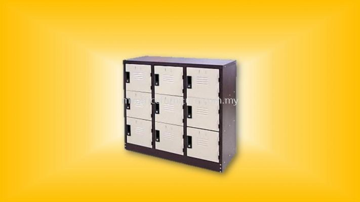 HALF HEIGHT 9 COMPARTMENT (RM 512.00/UNIT)