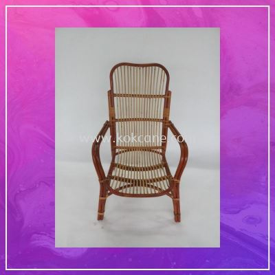Red Cane Old Patio chair  ���� ľ���� Code:68001320