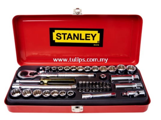 "48-Piece 3/8"" Drive Socket Set"