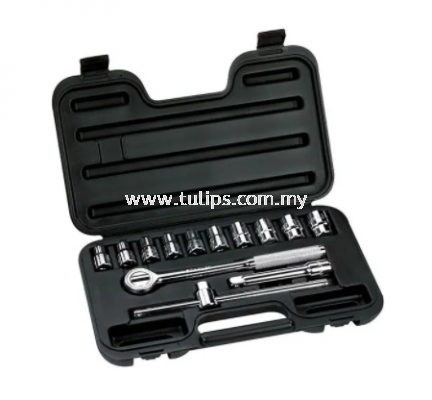 "13-Piece 1/2"" Drive Socket Set"