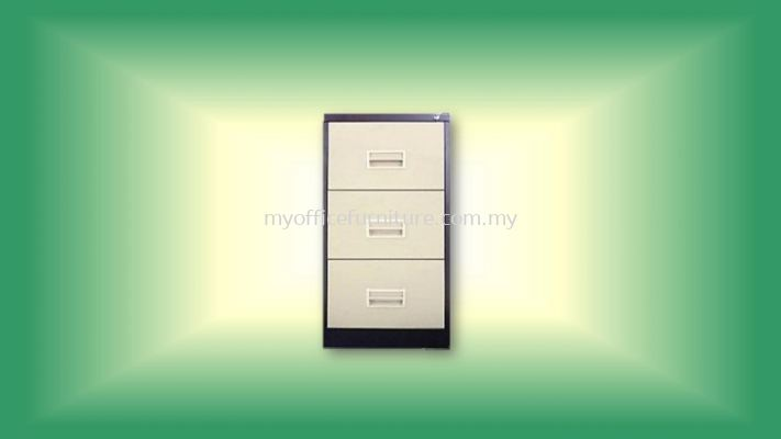 MY-S106BB -3 DRAWERS FILING CABINET (RM 432.00/UNIT)