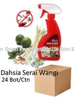 500ml Serai Wangi Insect Repellent Spray(24bot)