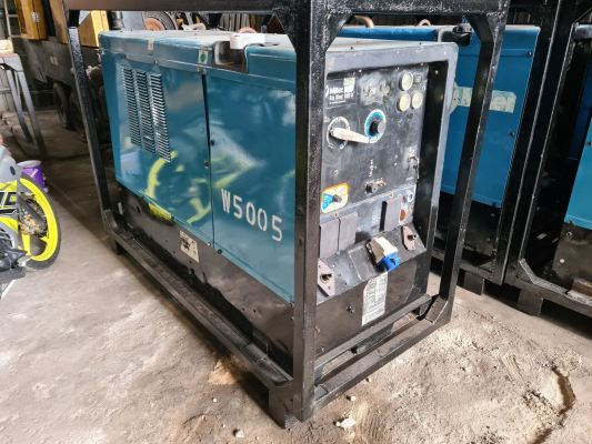 Used Miller Big Blue 500 Amp Welding Machine