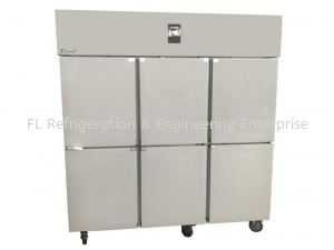 6 door upright chiller or freezer