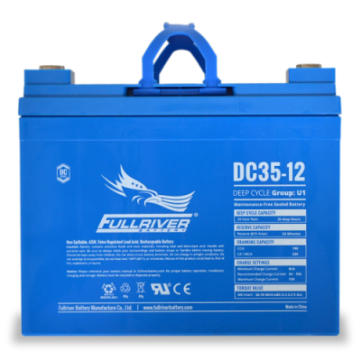 DC35-12 Deep-Cycle AGM Battery