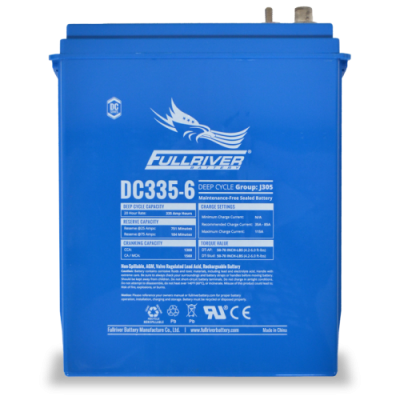 DC335-6 Deep-Cycle AGM Battery