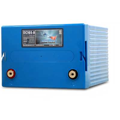 DC160-8 Deep-Cycle AGM Battery