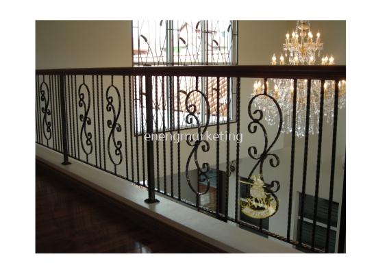 WIR 04- Balcony Railing