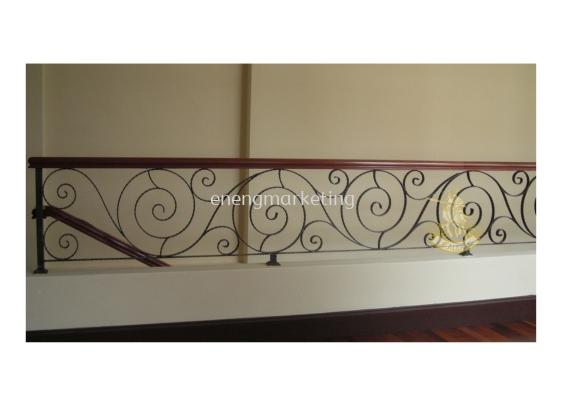WIR 03- Balcony Railing