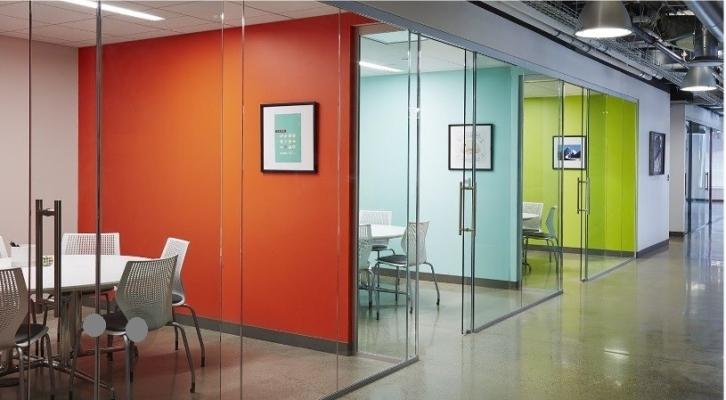 Multiple meeting room design