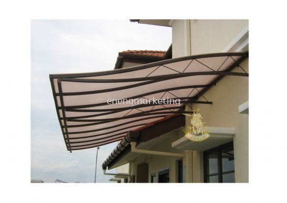 RF 04- Polycarbonate Roof