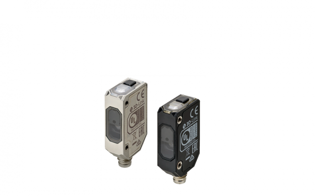 Omron E3AS Series E3AS Series changes the ��way of using�� reflective photoelectric sensors