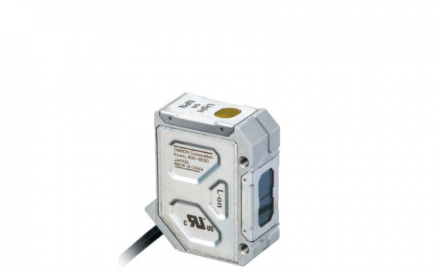 Omron E3ZR-C Photoelectric Sensors That Withstand Cutting Oil to Reduce Failures Caused by Ingress of Cutt